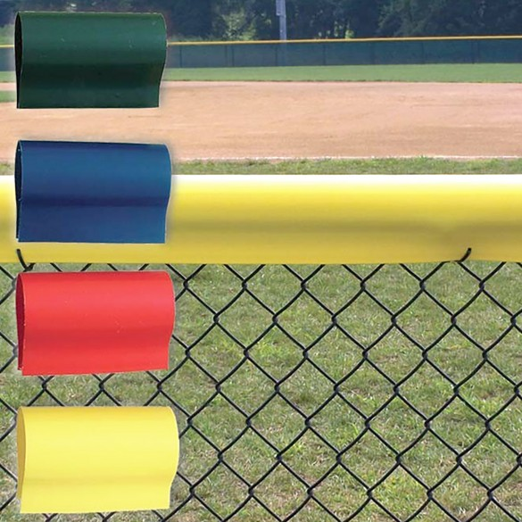 Original Baseball Fence Guard Lite 84' (Red) - 03022-RED7