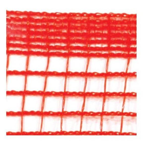 Tuff-Fence Fabric - 4 x 50 Red