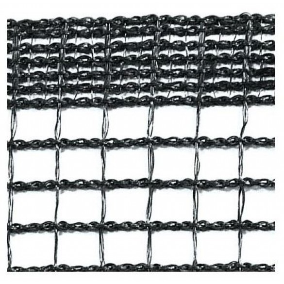 Tuff-Fence Fabric - 4 x 50 Black