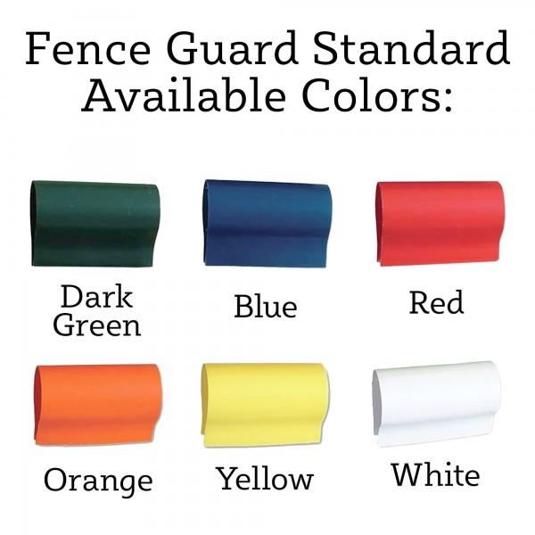 Original Baseball Fence Guard Standard Sample