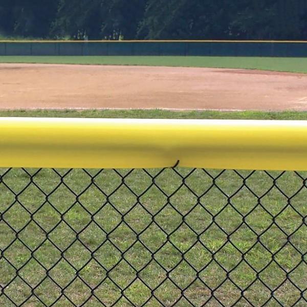 Original Baseball Fence Guard Standard 84' (Yellow) - 01923-YEL7
