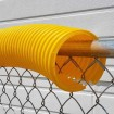 Baseball Fence Poly Cap Fence Topper Sample (Yellow Sample Shown)