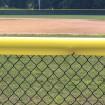 Original Baseball Fence Guard Premium 84' (Yellow) - 01166-YEL7