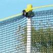 Yellow Flex-Post Fence Cap