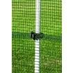 Adjustable Gripper Fence Post Clip
