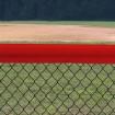 Original Baseball Fence Guard Premium Sample (Red Sample Shown)
