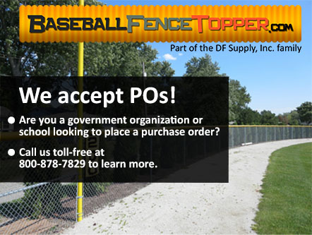 fence topper POs